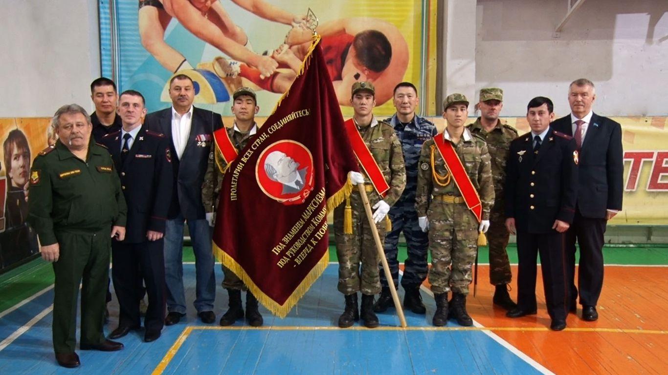 Школа по подготовке младшего командного звена  ГАПОУ РС (Я) «МРТК» имени  Кавалера Ордена Мужества Станислава Голомарёва.