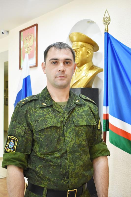 Архиреев Артур Михайлович  Заместитель начальника по ПР