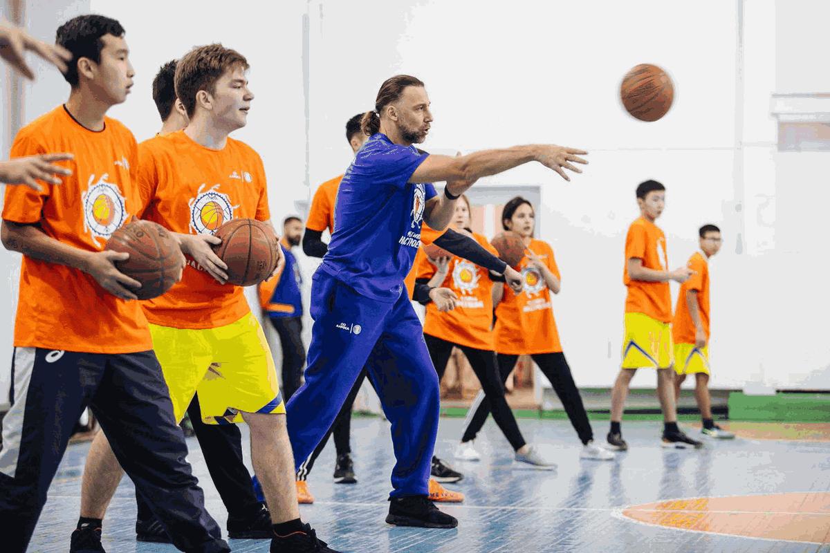 Спортивные секции «Волейбол», «Мини-футбол», «Баскетбол» МРТК