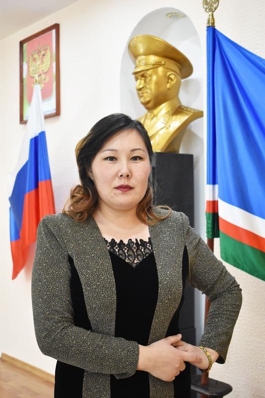 Батлаева Лариса Цыремпиловна