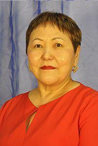 Дьяконова Варвара Николаевна
