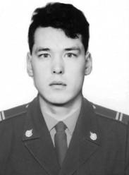 ГОЛОМАРЕВ СТАНИСЛАВ ЮРЬЕВИЧ  младший сержант милиции