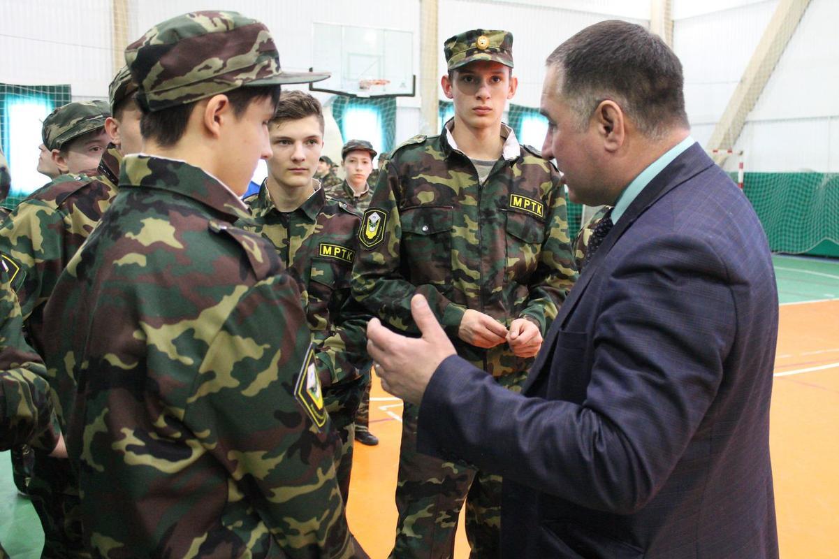 Военно-патриотический клуб «Отечество»