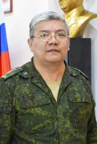 Исаков Канатбек Джаманкулович.  Заведующий «Светлинским   филиалом энергетики, нефти и газа».