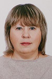Светлана Любавина  Председатель ППО филиала «Удачнинский» МРТК