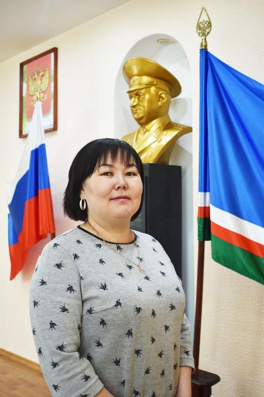 Моглоева  Туяна Тумэновна  Заместитель начальника по воспитательной работе