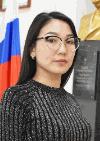 Очирова Дэжит Ярославовна