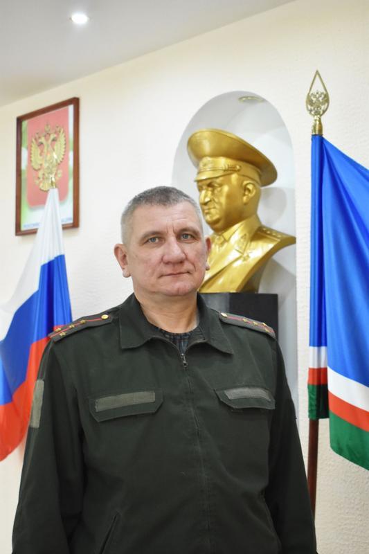 Васильченко Георгий Геннадьевич